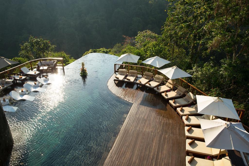 luxury ubud accommodation