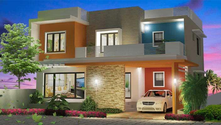 premium villas in bangalore