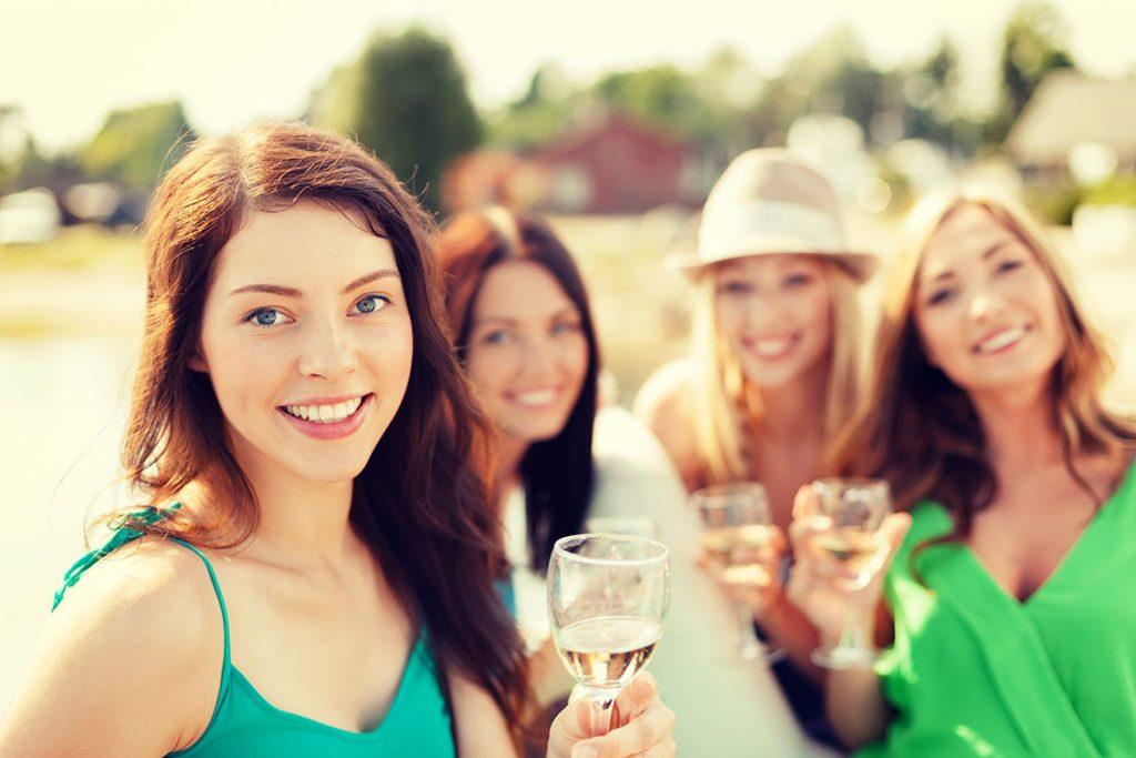 Hamptons Bachelorette Party