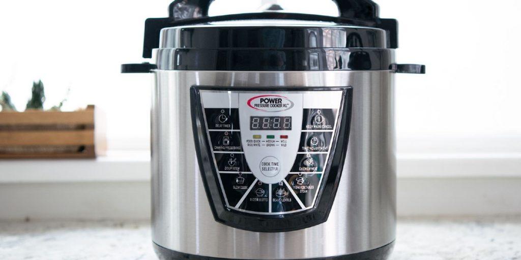 instant pot natural release